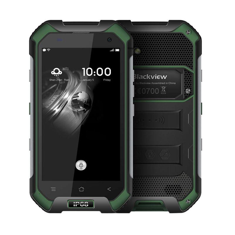 Blackview BV6000 Smartphone - Green [32 GB/ 3 GB]