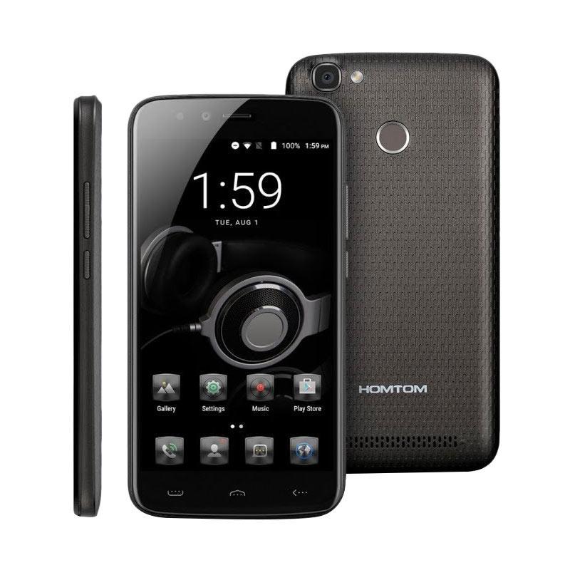 Homtom HT50 Smartphone - Black [32 GB/ 3 GB]
