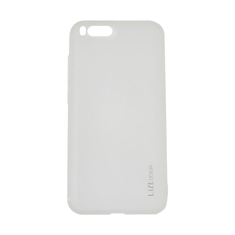 Lize Design Softshell Color Matte Softcase Casing for Xiaomi Mi 6 or Mi6 - White
