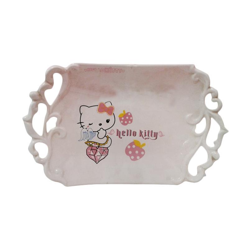 Hello Kitty Angle HK-001 Piring Pesta - Multicolor