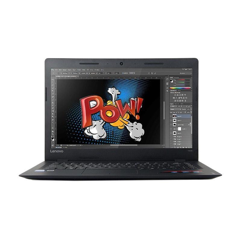 Lenovo Ideapad 100S - 14IBR Notebook [Intel N3060/2GB/EMMC 32GB/Win10/14 Inch]