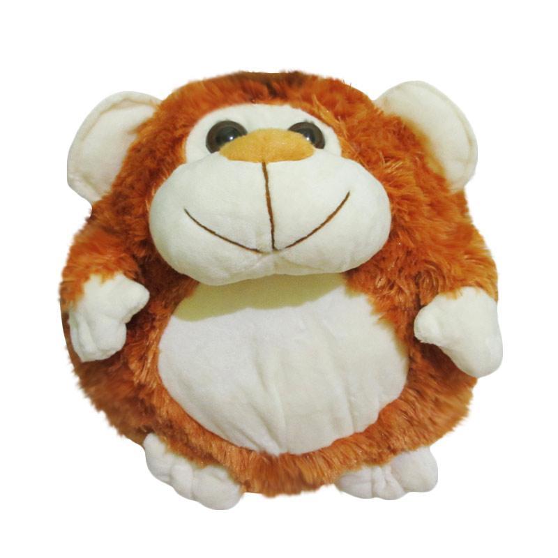 Jolly Baby Mainan Boneka Musik Pink Elephant Daftar Update Harga Source · Harga Jual Spicegift Baby Monkey Bulat Boneka Brown Cream Terbaru