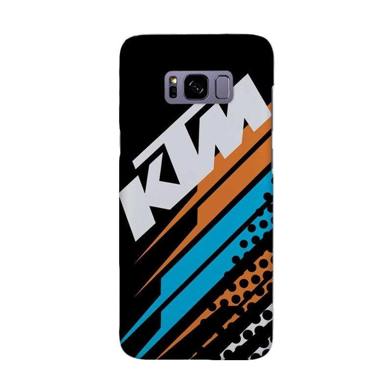 harga Indocustomcase KTM Motor Sport Cover Casing for Samsung Galaxy S8 Blibli.com