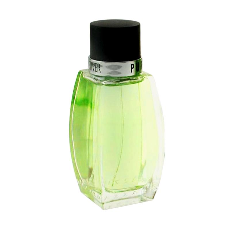 Azzaro Pure Vetiver Parfum Pria 100 ML Ori Tester Non Box