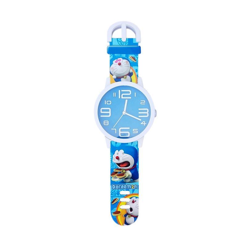 harga Doraemon Jam Dinding Bentuk Jam Tangan Blibli.com