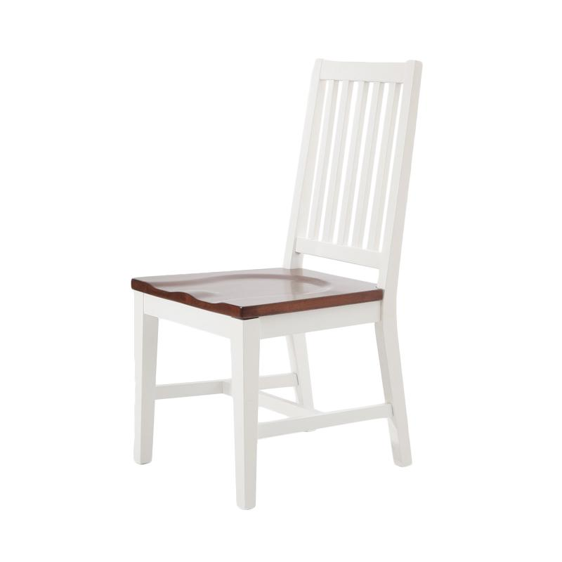 Artista Home Bellini Kayu Dining Chairs - Milk Caramel