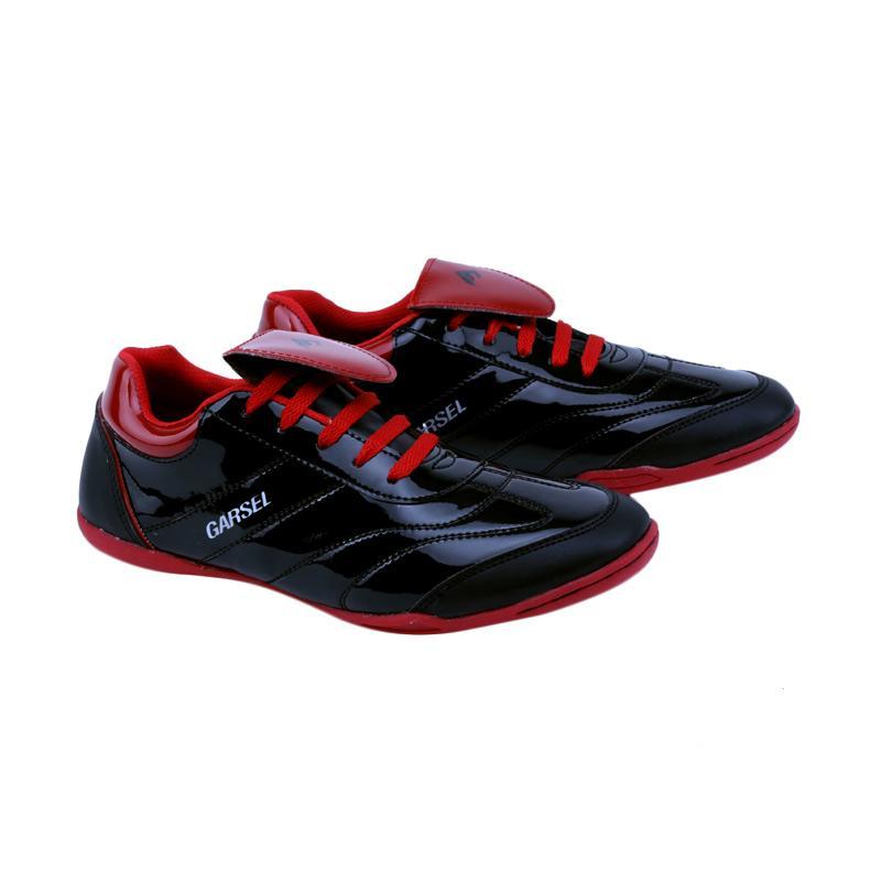Garsel Sepatu Futsal Pria -  Hitam [GRG 7507]