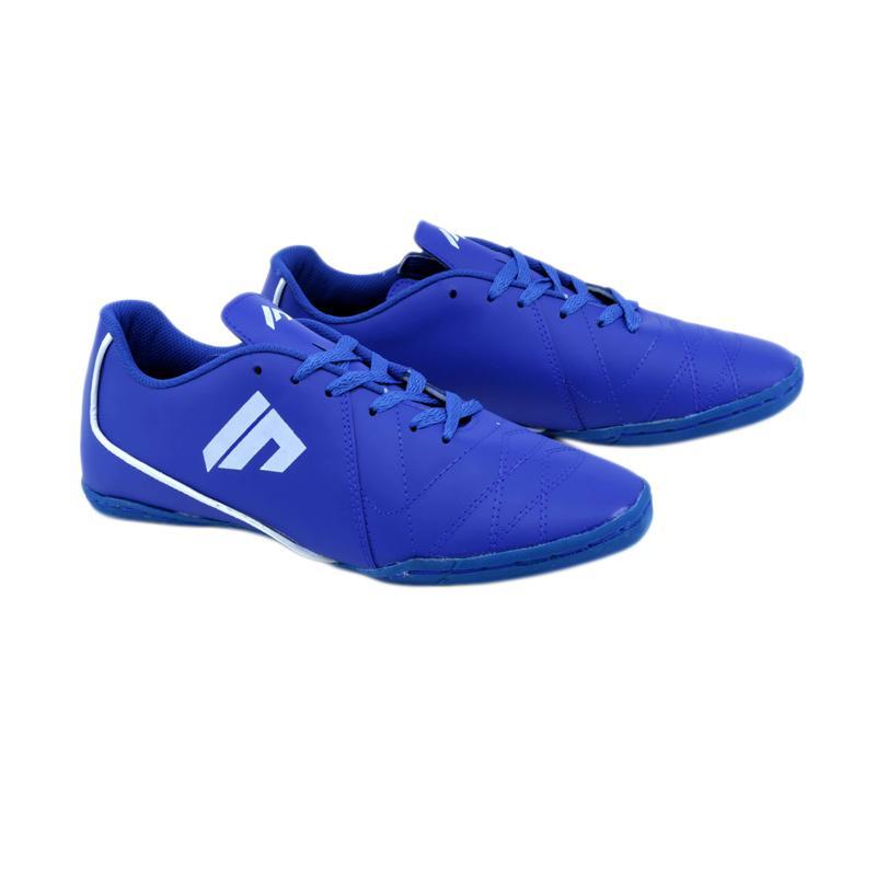 Garsel Sepatu Sepakbola Pria - Biru [GEH 7503]