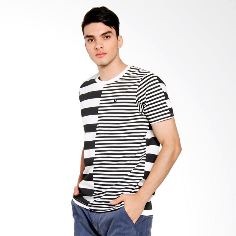 Famo 1811 Men T-Shirt - Black [F18111712]