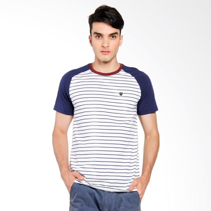 Famo 2211 Men T-Shirt - Blue [522111712]