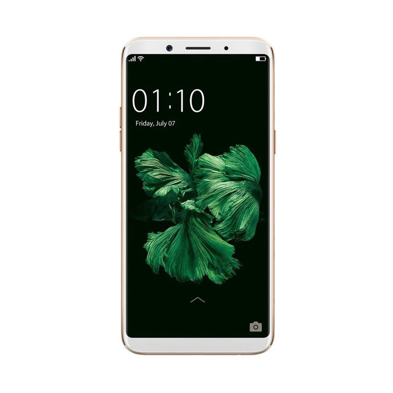 Oppo F5 Youth Smartphone - Gold [32GB/3GB]
