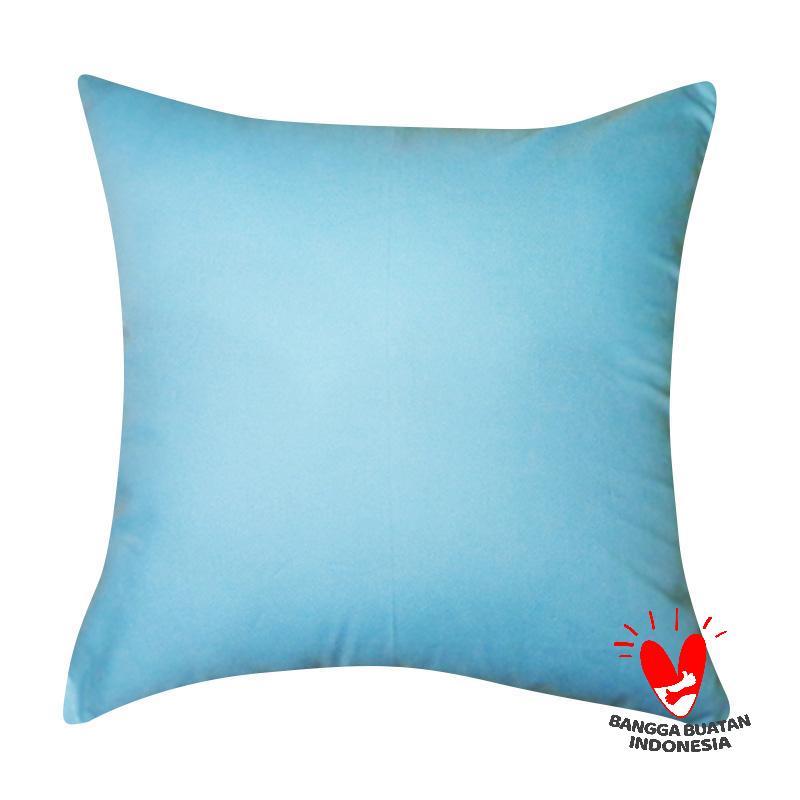 PSFS Pasifis Sarung Bantal Sofa - Biru Muda [40 x 40 cm]