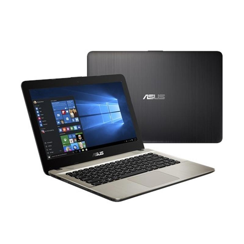 ASUS X441UV-WX280T Notebook - Black [Core i3-6100U/4GB/1TB/GT920MX-2GB/14