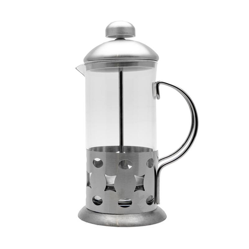 OEM HT600 Plunger Stainless French Press - Perak [600 mL]