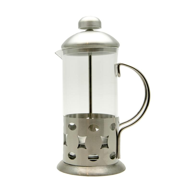 OEM HT800 Stainless Plunger French Press - Perak [800 mL]