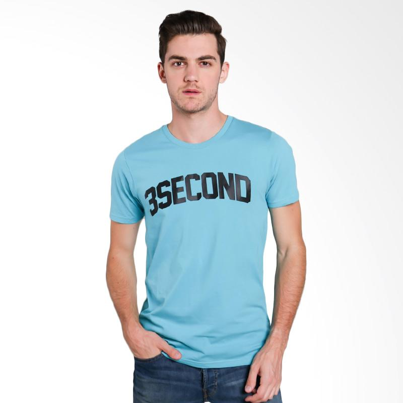 3SECOND 3412 Men Tshirt - Green