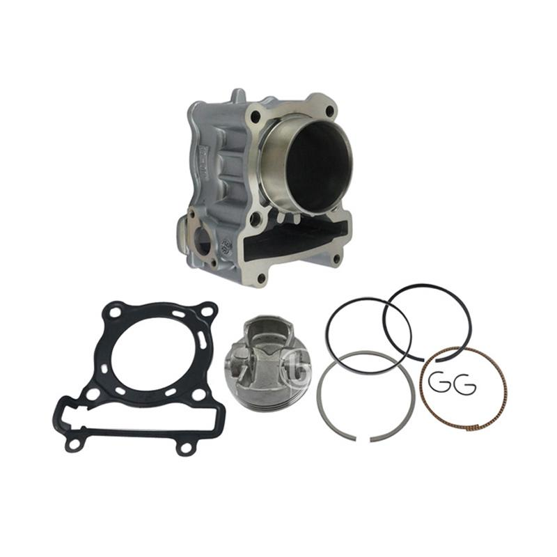 harga DCR Forged Piston Blok Bore Up Mesin 62 mm for Yamaha New Jupiter MX 135 [Up to 178 cc] Blibli.com