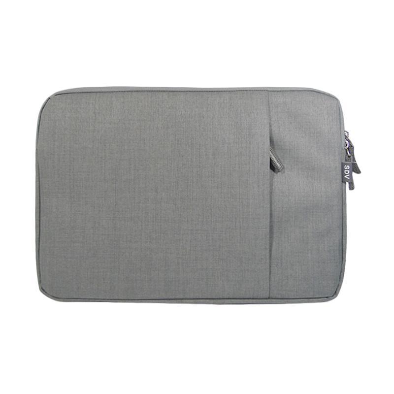 SDV LS-101 Laptop Sleeve - Grey [15 Inch]