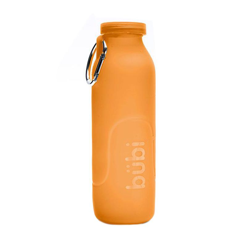 Bubi Bottle Botol Minum - Orange [35 Oz/ 1000 mL]