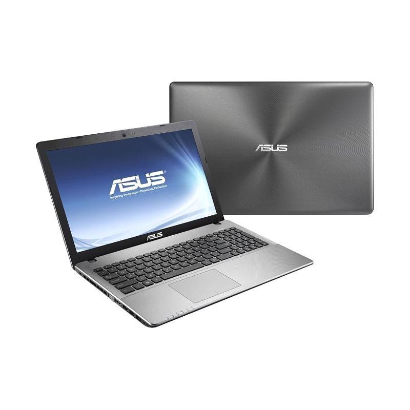harga Asus X550IU-BX002D Notebook - Grey Blibli.com