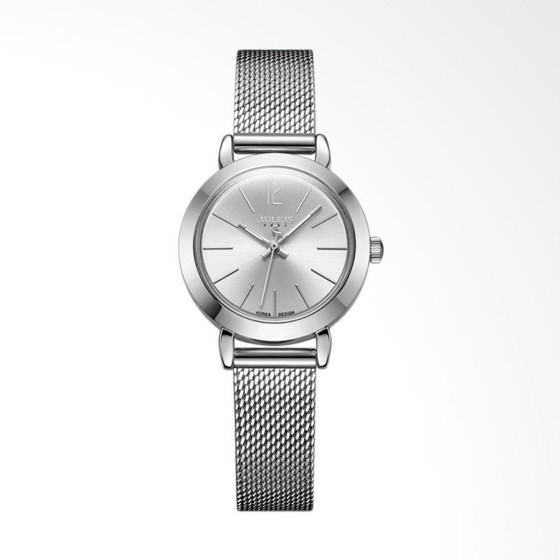 Julius JA-732-A Jam Tangan Wanita - Silver