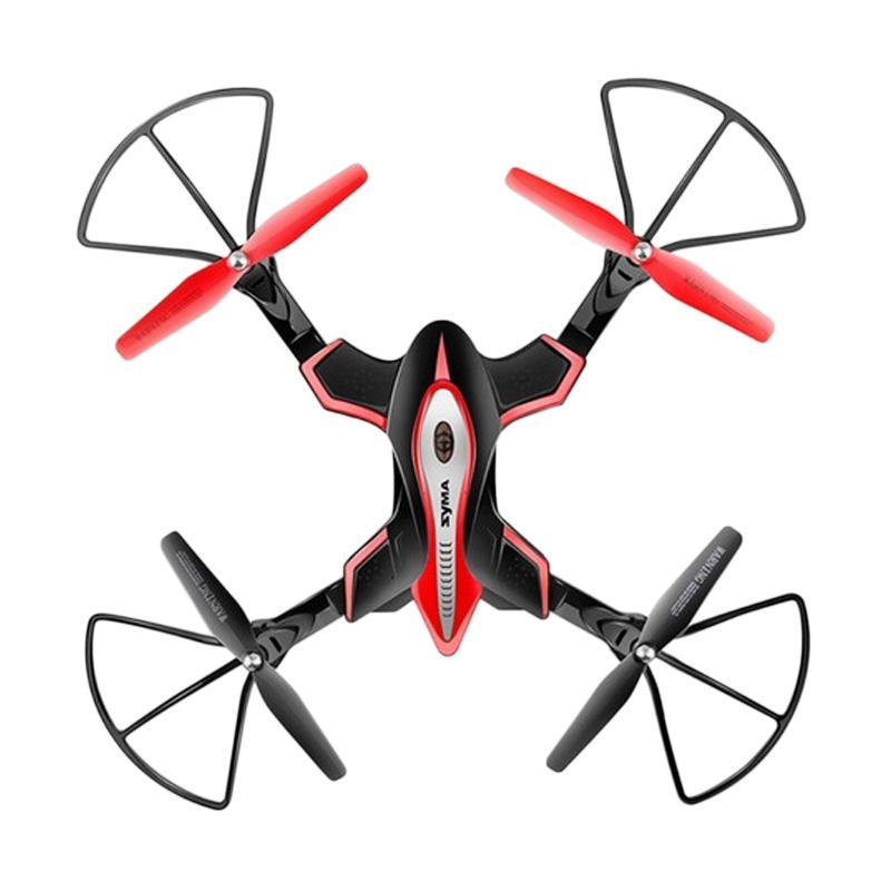 harga SYMA X56W Drone with 0.3MP HD Camera 4CH Remote Control Quadcopter - Hitam Blibli.com