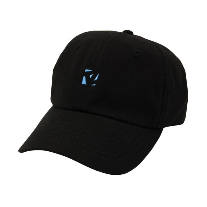 ToeZone Kids Hat Yt Topi Anak - Black