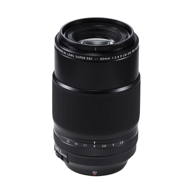 FujiFilm Lens XF 80mm f/2.8