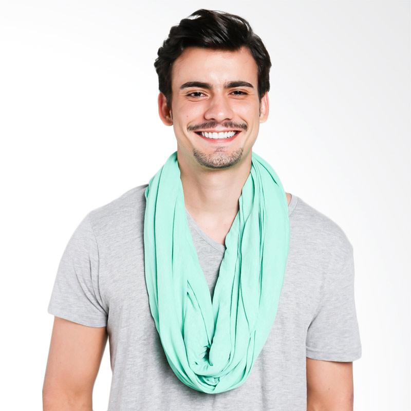 Zcoland Multifunction Infinity Scarf - Light Tosca