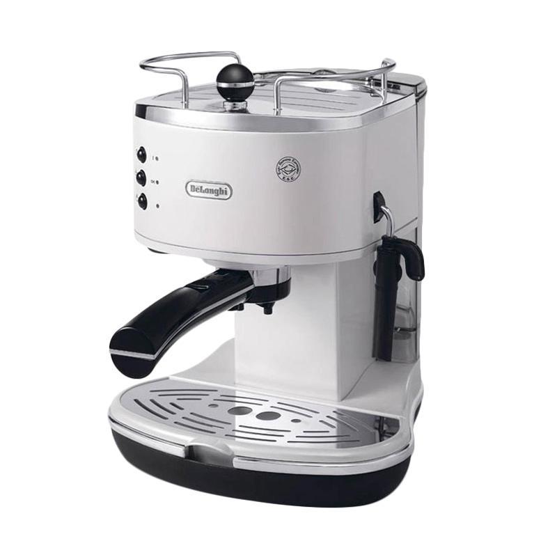 DeLonghi Eco 310.W Espresso Mesin Kopi Otomatis - White