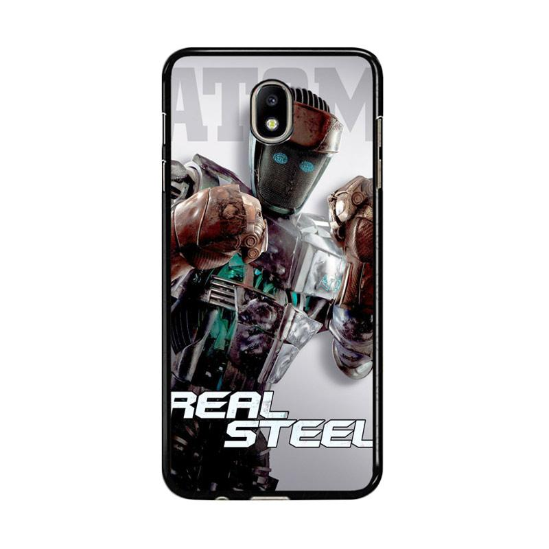 Flazzstore Atom Real Steel Z0717 Custom Casing for Samsung Galaxy J7 Pro 2017