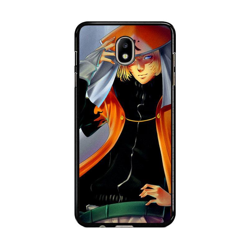 Flazzstore Uzumaki Naruto Hokage Z0758 Custom Casing for Samsung Galaxy J5 Pro 2017