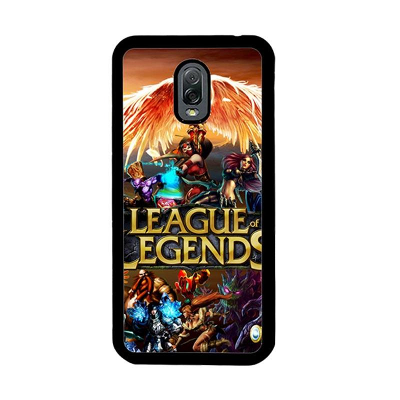 Flazzstore League Of Legends Cover Z0281 Custom Casing for Samsung Galaxy J7 Plus