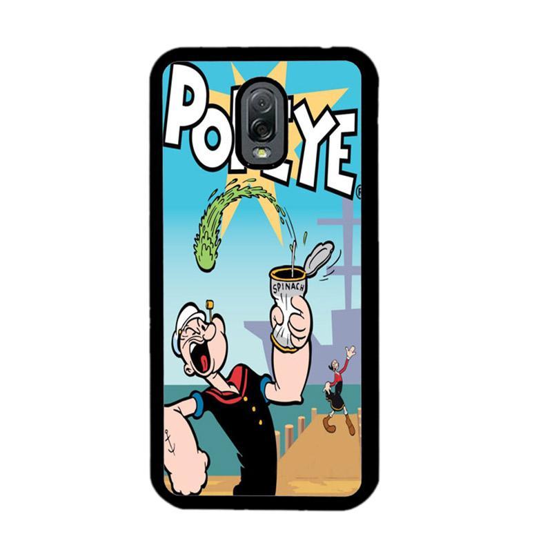 Flazzstore Popeye Z0546 Custom Casing for Samsung Galaxy J7 Plus