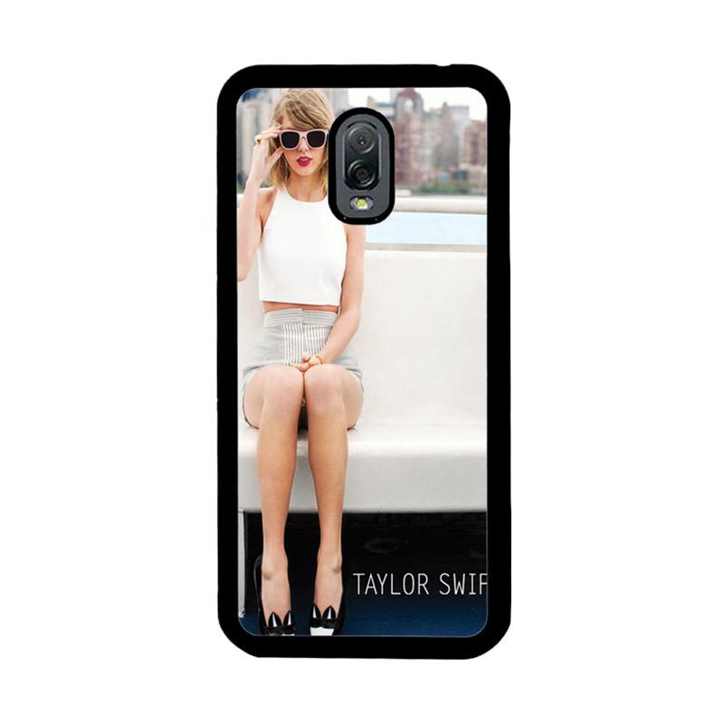 Flazzstore Taylor Swift 1989 Skyline  Z1266 Custom Casing for Samsung Galaxy J7 Plus