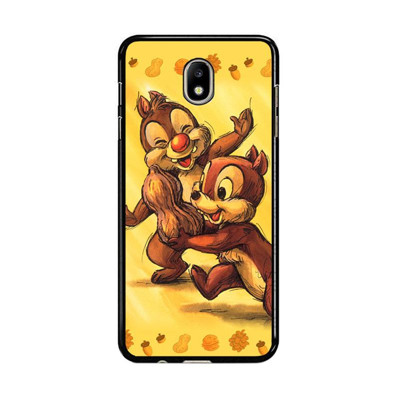 Flazzstore Chip N Dale Childhood Memories F0392 Custom Casing for Samsung Galaxy J7 Pro 2017