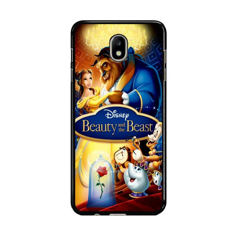 Flazzstore Beauty And The Beast New Disney Z0513 Custom Casing for Samsung Galaxy J7 Pro 2017