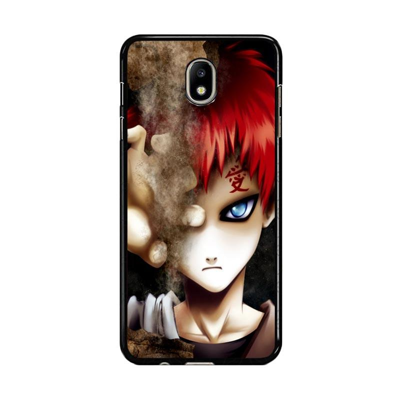 Flazzstore Gaara Naruto Anime Z0552 Custom Casing for Samsung Galaxy J7 Pro 2017