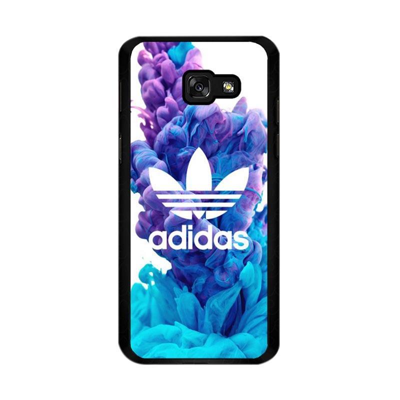 Flazzstore Adidas Smoke O0238 Custom Casing for Samsung Galaxy A5 2017