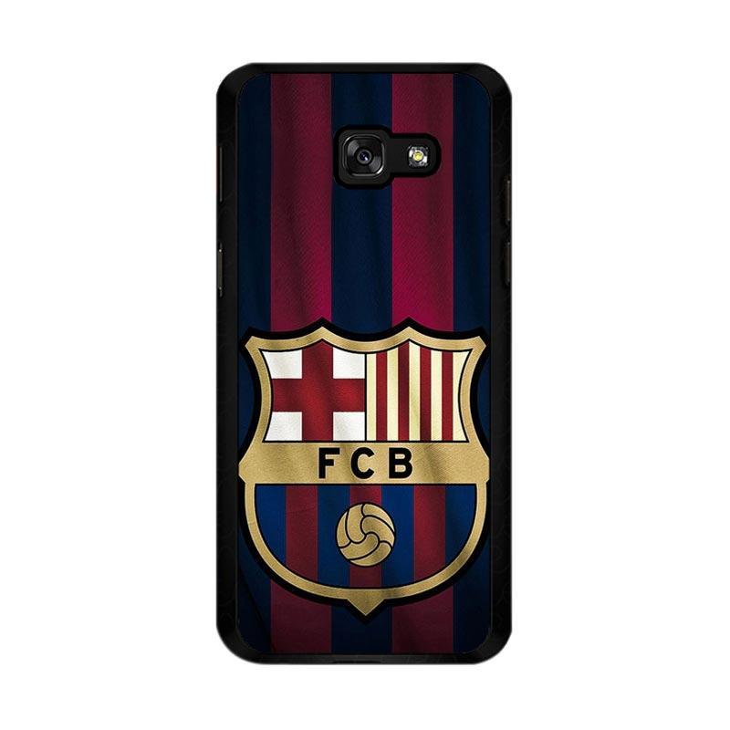 Flazzstore FC Barcelona Logo O0440 Custom Casing for Samsung Galaxy A5 2017