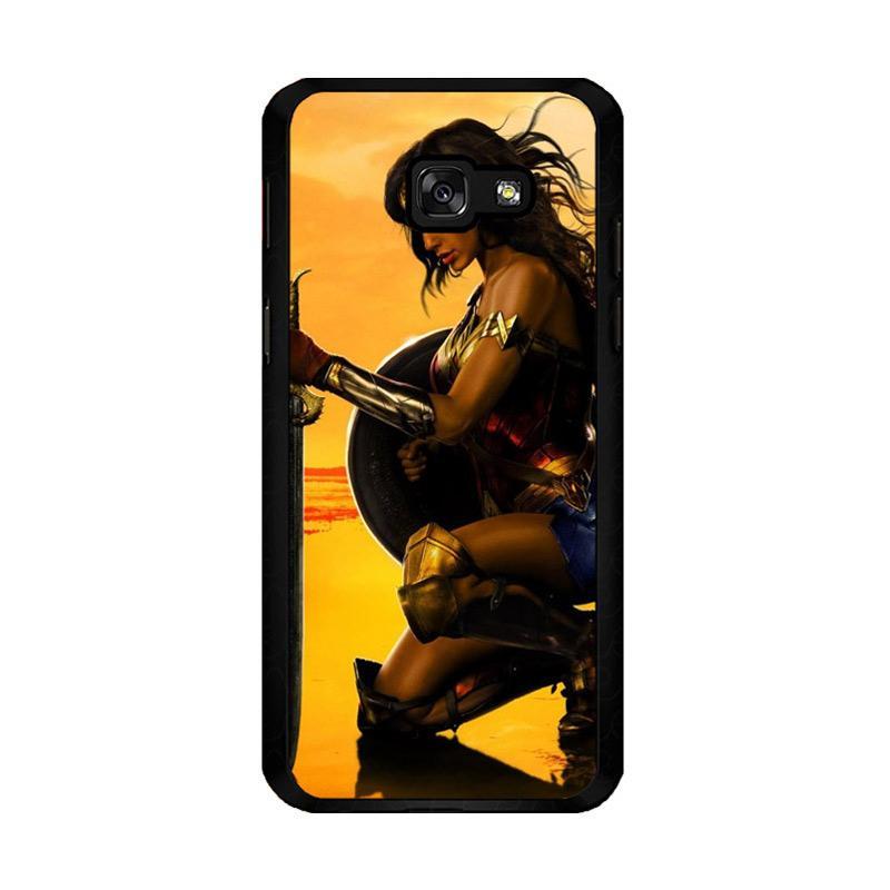 Flazzstore Wonder Woman O0689 Custom Casing for Samsung Galaxy A5 2017