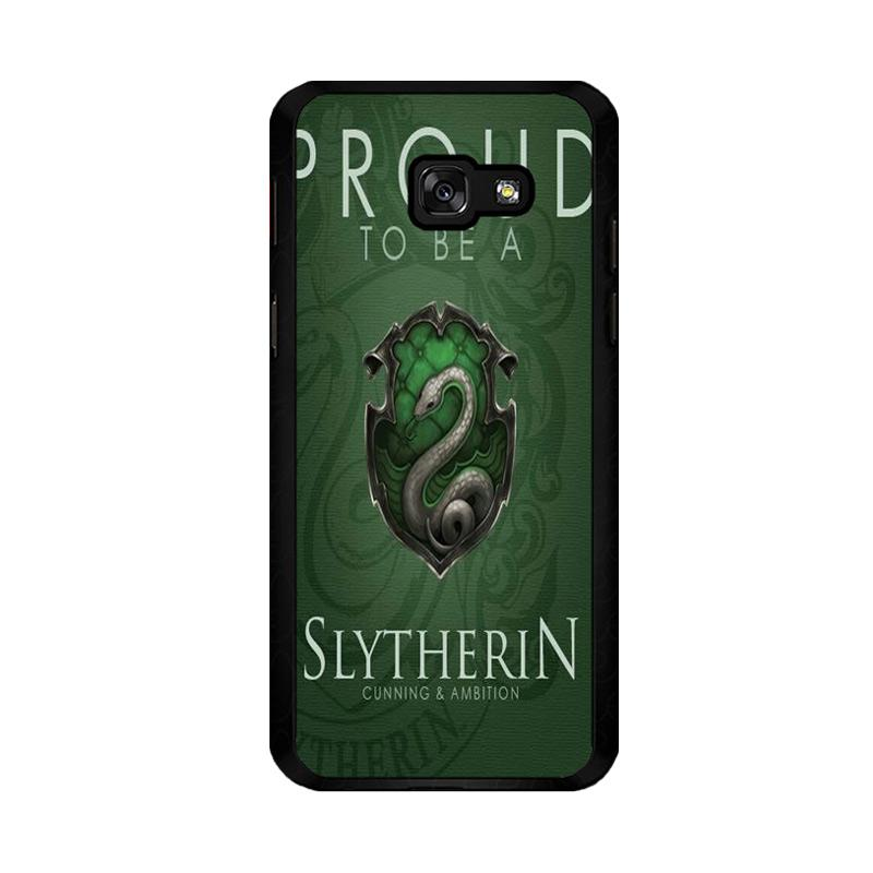 Flazzstore Proud To Be Slytherin F0574 Custom Casing for Samsung Galaxy A5 2017