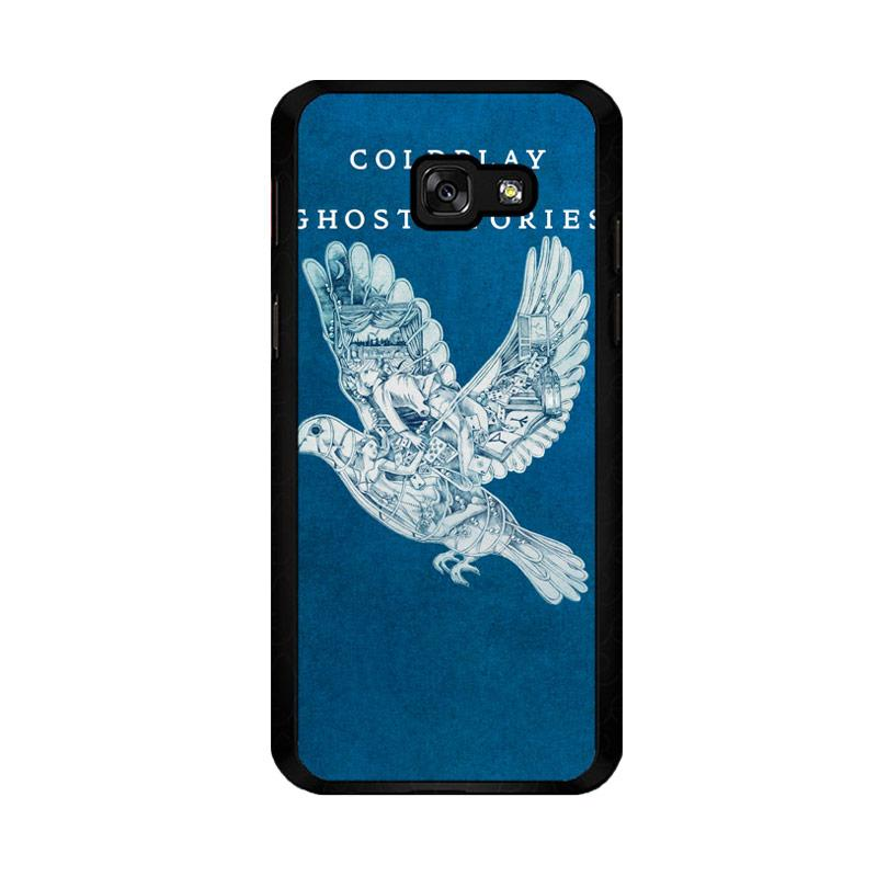 Flazzstore Coldplay Ghost Stories F0857 Custom Casing for Samsung Galaxy A5 2017
