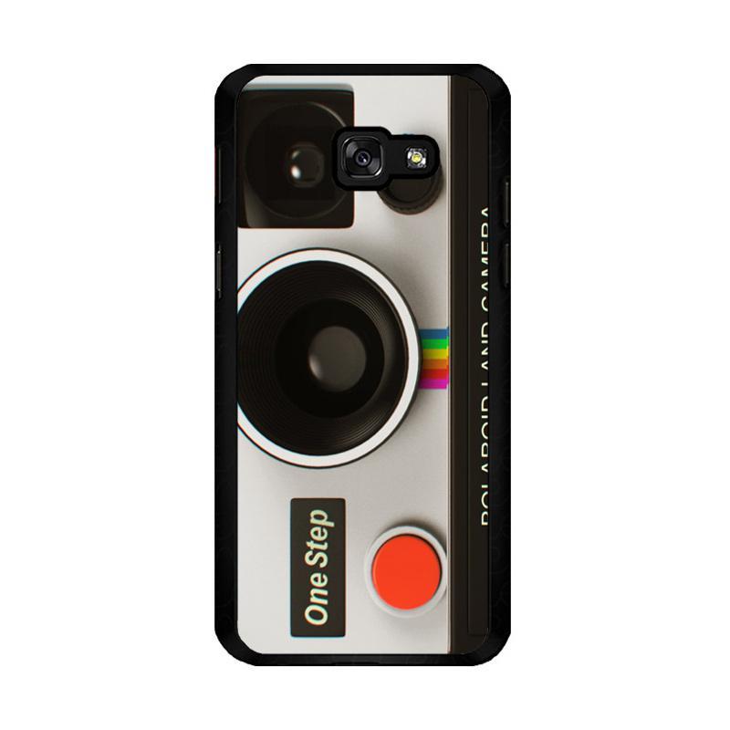 Flazzstore Vintage Polaroid Camera Z0076 Custom Casing for Samsung Galaxy A5 2017