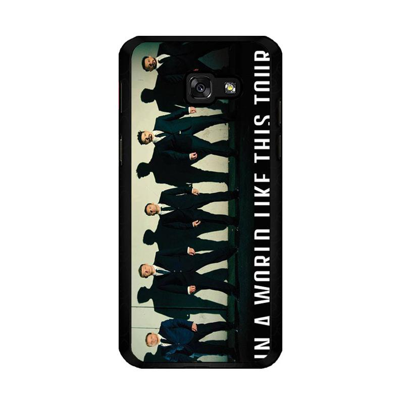 Flazzstore Backstreet Boys Bsb Z0125 Custom Casing for Samsung Galaxy A5 2017