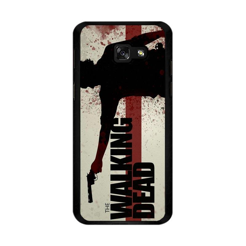 Flazzstore The Walking Dead Art Z0212 Custom Casing for Samsung Galaxy A5 2017