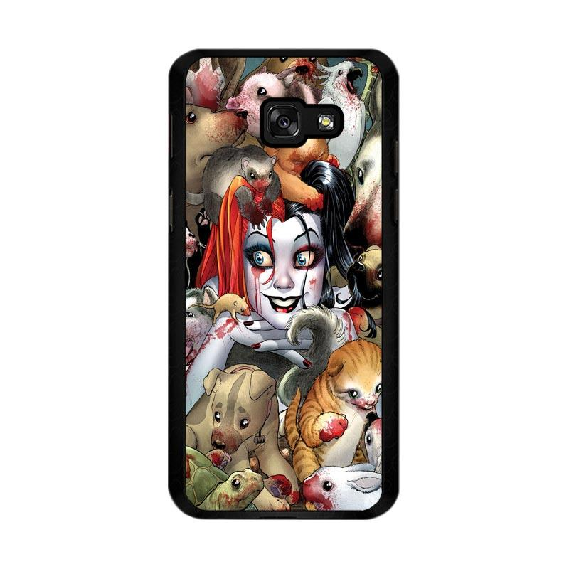 Flazzstore Harley Quinn Textless Z0242 Custom Casing for Samsung Galaxy A5 2017