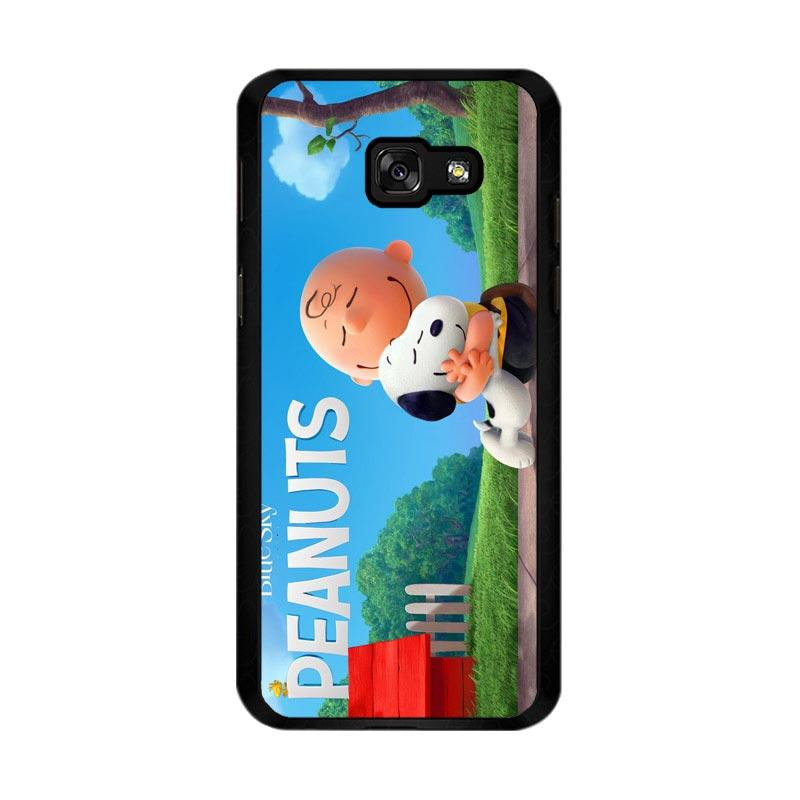 Flazzstore Peanuts Movie Animation Z0283 Custom Casing for Samsung Galaxy A5 2017