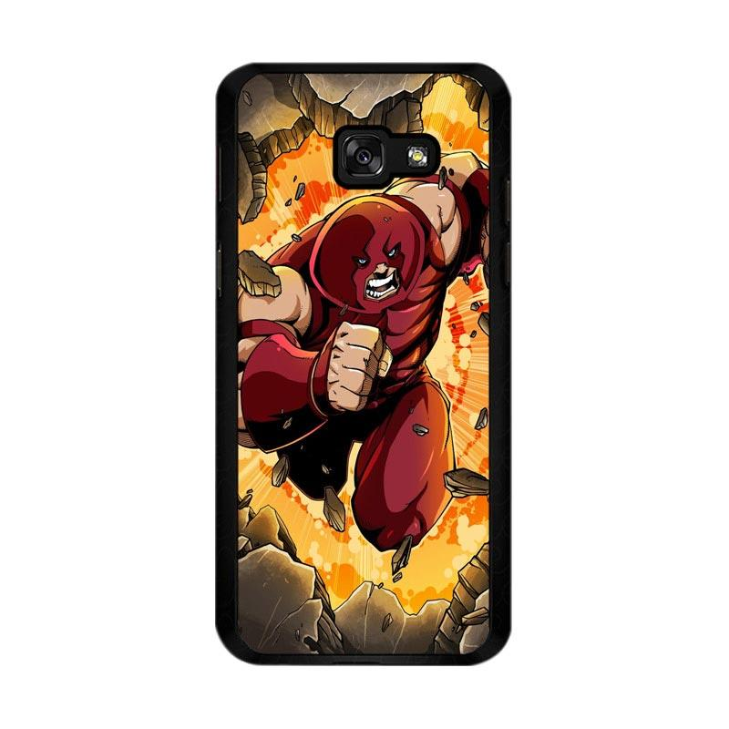 Flazzstore Comics Juggernaut Marvel Z0316 Costum Casing for Samsung Galaxy A5 2017