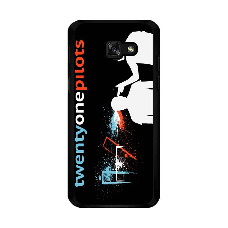 Flazzstore Twenty One Pilots  Z0439 Custom Casing for Samsung Galaxy A5 2017
